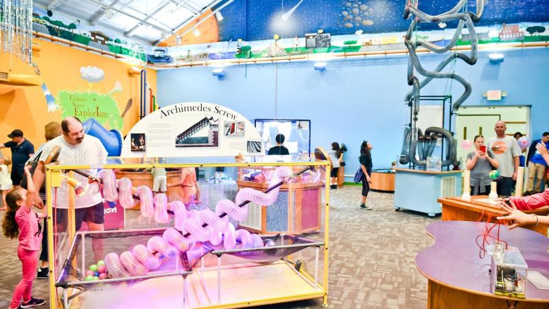 Childrens Science Explorium